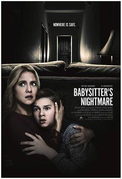 Affiche Nuit de terreur pour la baby-sitter