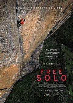 Affiche Free Solo