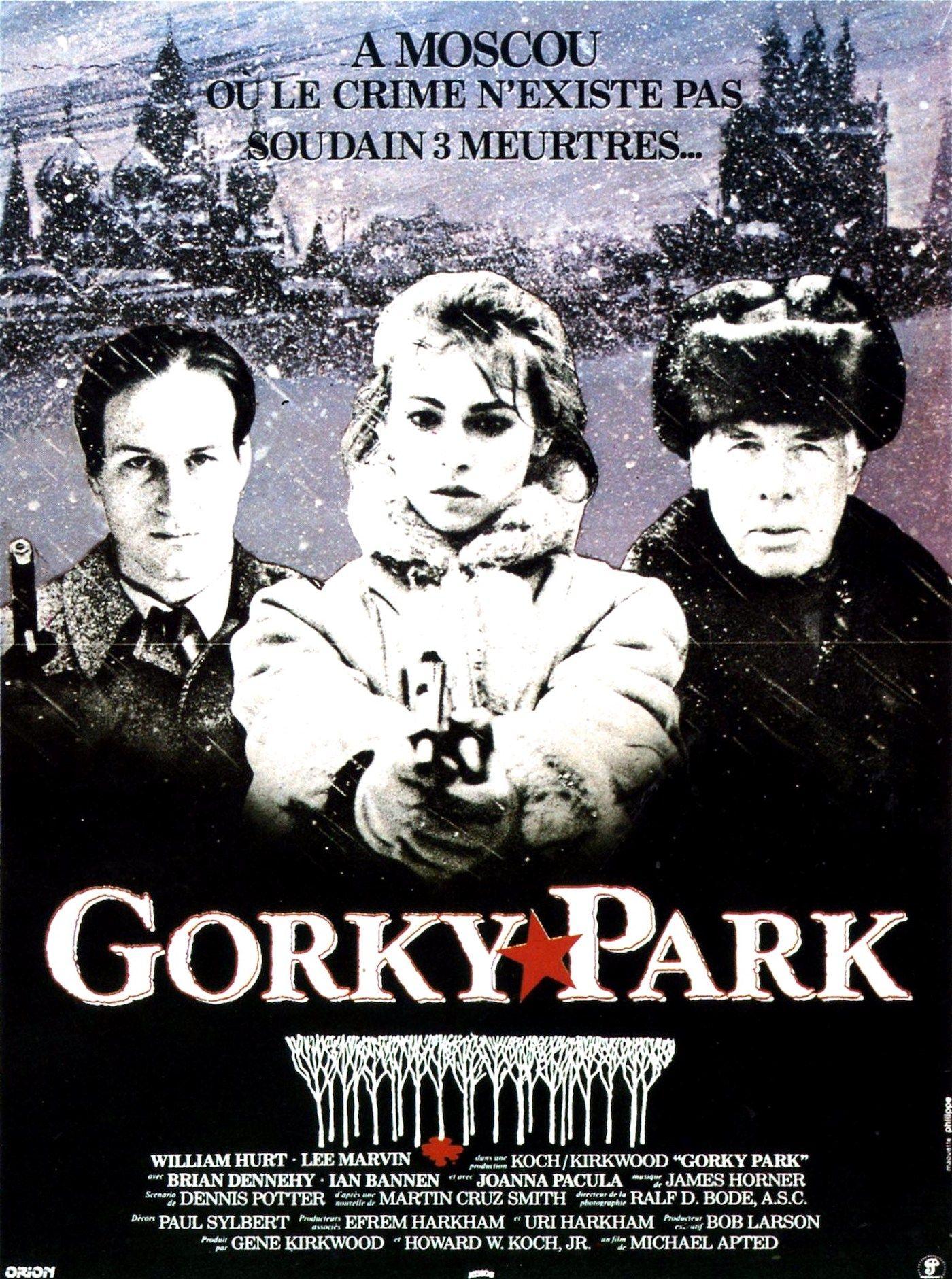 Gorki Park Film