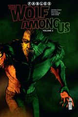 Couverture Fables - The Wolf Among Us, volume 2