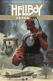 Couverture 1955 - Hellboy & B.P.R.D., tome 4