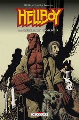Couverture Hellboy par Richard Corben