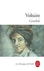 Couverture Candide ou l'optimisme