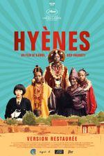 Affiche Hyènes