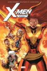 Couverture X-Men : La Résurrection du Phénix