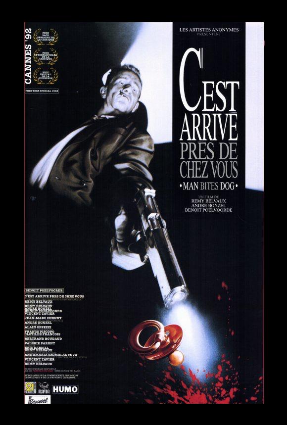 Affiches, posters et images de C'est arrivé près de chez... (1992)