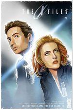 Couverture The X-Files - Les nouvelles affaires non classées, Tome 2