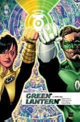 Couverture Fracture - Green Lantern (Rebirth), tome 4