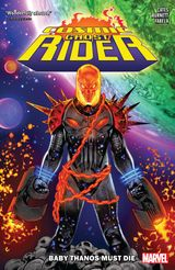 Couverture Cosmic Ghost Rider (2018)