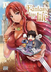 Couverture A Fantasy Lazy Life, tome 1