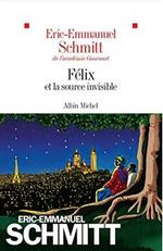 Couverture Félix et la source invisible