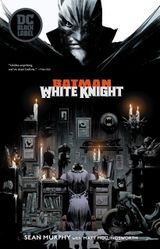 Couverture Batman - White Knight