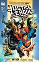 Couverture Justice League (2018) - Vol.1 : The Totality