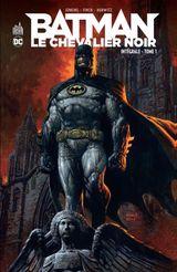 Couverture Batman Le Chevalier Noir Intégrale tome 1