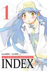 Couverture A Certain Magical Index