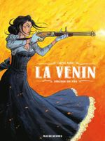Couverture Déluge de feu - La Venin, tome 1