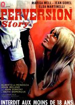 Affiche Perversion Story
