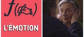 Vidéo Analyse du scénario d'Amour : l'émotion