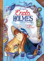 Couverture L'Affaire Lady Alistair - Les Enquêtes d'Enola Holmes, tome 2