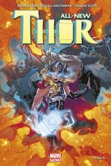 Couverture All-New Thor, tome 4