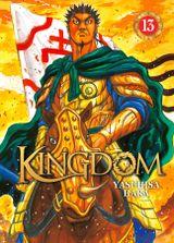 Couverture Kingdom, tome 13