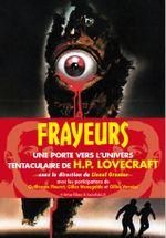 Couverture Frayeurs - Une porte vers l'univers tentaculaire d'H.P. Lovecraft