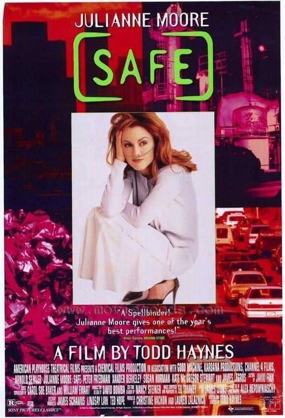 Votre dernier film visionné - Page 14 Safe