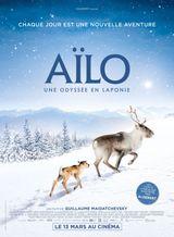 Affiche Aïlo : une odyssée en Laponie