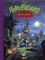Couverture Horrifikland - Mickey vu par..., tome 8