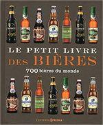 Couverture Le petit livre des bières