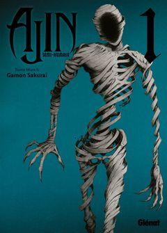 Couverture Ajin : Semi-humain