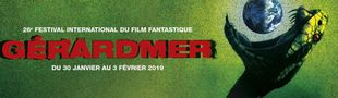 Cover 26e Festival du film fantastique de Gérardmer - 2019