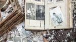 Affiche Les archives secrètes du ghetto de Varsovie