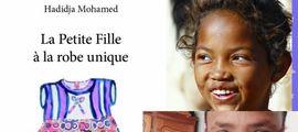 Illustration Communiqué de presse la petite fille à la robe unique