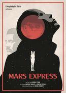 Affiche Mars Express
