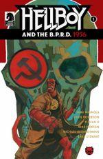 Couverture 1956 - Hellboy & B.P.R.D., tome 5