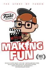Affiche Making Fun: The Story of Funko