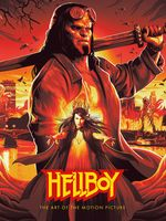 Couverture Hellboy : The Art of the Motion Picture