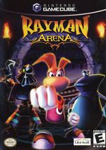Jaquette Rayman Arena
