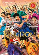 Couverture Kingdom, tome 14
