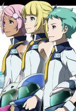 Affiche Eureka Seven AO OVA