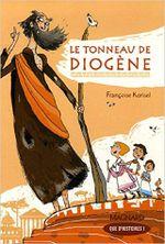 Couverture Le Tonneau de Diogène