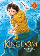 Couverture Kingdom, tome 4