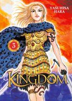 Couverture Kingdom, tome 3