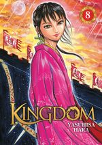 Couverture Kingdom, tome 8