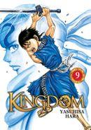 Couverture Kingdom, tome 9