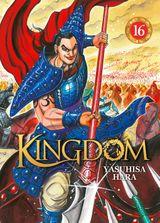 Couverture Kingdom, tome 16