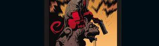 Couverture La Bible infernale - Hellboy, hors-série