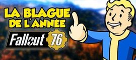Vidéo Fallout 76:une arnaque?