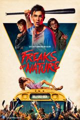 Affiche Freaks of Nature